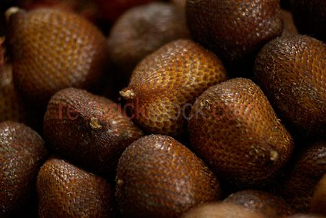 snake fruit indonesia exotic bali food harvest crop