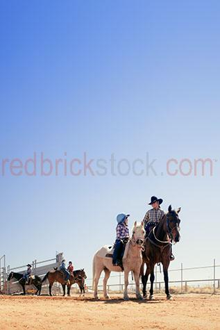 horse;horses;pony;ponies;muster;musters;country muster;country musters;rodeo;rodeos;rodeo muster;rodeo musters;rodeo country muster;roadeo country musters;mount isa rodeo;mount isa;mt isa;central queensland;central qld;queensland;qld;australia;australian;australians;country;country setting;country settings;outback;australian outback;outback australia;outback town;outback towns nature;countryside;country side;day time;daytime;sunny day;sunny;sunshine;copyspace;copy space;textspace;text space;blue sky;blue skies;clear sky;clear skies;clear blue sky;clear blue skies;gulf country region;gulf country region australia;dry grass;dry grasses;spinifex;spinifex grass;spinifex grasses;riding;horse riding;riding horses;mother and child;young girl;young girls;cowgirl;cowgirls;cowboy;cowboys;rodeo horse;rodeo horses;dirt;lady;ladies;woman;women