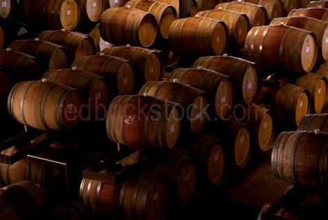 wine barrels;barrel;barrels;wine;winery;cellar;cellars;wine cellar;wine making;distillery;distilling;west australia;wa;frankland river;fergrove winery;barrels of wine;agriculture;agricultural;store;storage;wine industry;wine industries;warm tone;warm tones;australia;australian