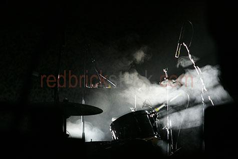 drumkit;drum;kit;drums;smoke;music;musician;musical;band;stage