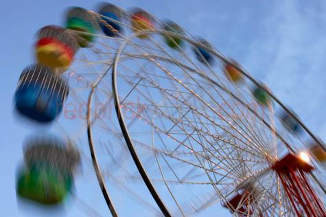 ferris wheel amusement park carnival fair
