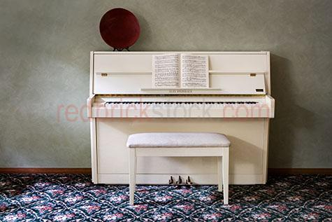 piano;pianos;baby piano;baby pianos;cream piano;cream pianos;cream baby piano;cream baby pianos;white piano;white pianos;white baby piano;white baby pianos;music;sheet music;musical instrument;musical instruments;musical;instrument;instruments;piano key;piano keys;key;keys;piano stool;piano stools;piano chair;piano chairs;stool;stools;chair;chairs;music sheets;music book;music books;plate;plates;ornament;ornaments;against wall;wall;walls;copyspace;copy space;textspace;text space;interior;interiors;home;homes;family home;family homes;house;houses;alex steinbach;inside;piano pedal;piano pedals;pedal;pedals;carpet;old carpet;patterned carpet;pattern;patterns;patterned;grandma house;grandmas house;grandma home;grandmas home;grandparents home;grandparents house;old house;old houses;old home;old homes;vintage;vintage piano;vintage pianos
