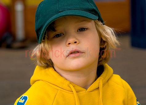 hoodie stroppy attitude kid boy child young hat cap