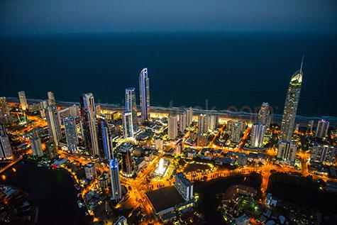 gold coast;queensland;qld;australia;australian;aus;surfers paradise;cityscape;cityscapes;gold coast cityscape;gold coast cityscapes;skyline;skylines;gold coast skyline;gold coast skylines;aerial;aerials;aerial view;aerial views;hi-rise;hi-rises;hirise;hirises;high-rise;high-rises;highrise;highrises;skyscraper;skyscrapers;beach;beaches;gold coast beach;gold coast beaches;queensland beach;queensland beaches;qld beach;qld beaches;australian beach;australian beaches;ocean;oceans;sea;seas;sea water;water;wet;sand;sands;building;buildings;city building;city buildings;city;cities;citys;city's;tourism;tourism australia;tourism queensland;tourist attraction;tourist attractions;tourist destination;tourist destinations;gold coast tourist attraction;gold coast tourist attractions;gold coast tourist destination;gold coast tourist destinations;queensland tourist attraction;queensland tourist attractions;queensland tourist destination;queensland tourist destinations;qld tourist attraction;qld tourist attractions;qld tourist destination;qld tourist destinations;australian tourist attraction;australian tourist attractions;australian tourist destination;australian tourist destinations;q1;soul;q1 gold coast;soul gold coast;blue sky;blue skies;copy space;copyspace;text space;textspace;coast;coasts;coastal;coastline;coastlines;coast line;coast lines;coastal living;coastal lifestyle;coastal lifestyles;waters edge;water edge;shoreline;shorelines;shore line;shore lines;tide;tides;ocean tide;ocean tides;apartment;apartments;apartment building;apartment buildings;office building;office buildings;canal;canals;house;houses;residential;residential house;residential houses;residential housing;dusk;at dusk;city light;city lights;night;night time;at night;evening;evening time;cavill ave;cavill avenue;cavill ave surfers paradise;cavill avenue surfers paradise;cavill ave gold coast;cavill avenue gold coast