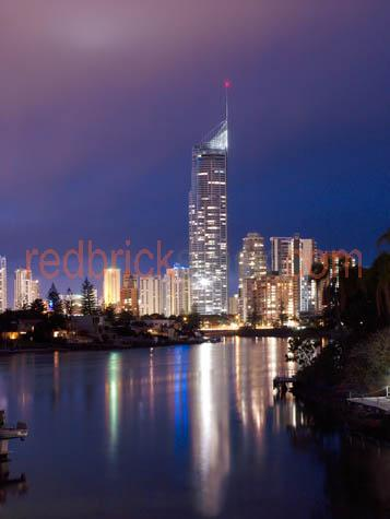 surfers;paradise;gold;coast;australia;q1;building;tower;apartmen;