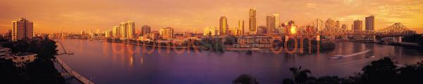 brisbane;city;panorama;sunset;sun;set;rise;sunrise;cityscape;bui;