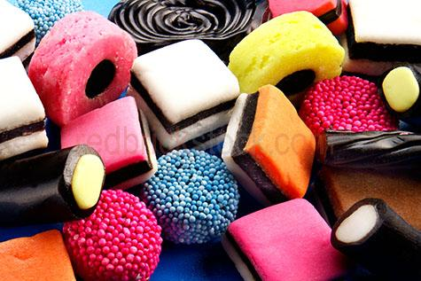 confectionery;confectionary;sweet;sweets;treat;treats;candy;candies;liquorice;liquorices;licorice;licorices;selection;selections;assortment;assortments;assorted;allsort;allsorts;variety;colourful;snack;snacks;old favourite;unhealthy;junkfood;junk food;junkfoods;junk food;sugar;sugars