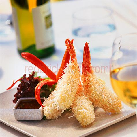 tempura prawns;tempura prawn;prawn dish;seafood;sea food;asian cuisine;eat;delicious food;prawns in bowl;crumbed prawns;crumbed prawn;battered prawn;battered prawns;seafoods;sea foods;prawn dish;prawn dishes;seafood dish;seafood dishes;wine;wines;white wine;white wines;al fresco;summer meal;summer meals;summer dish;summer dishes