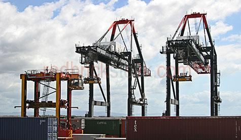 container terminal;container terminals;container;containers;wharf;wharfs;dock;docks;loading;shipping;brisbane;australia;export;import;transport;transportation;container crane;container cranes;crane;cranes;industry;industrial;freight;freighting;shipping container;shipping containers;terminal;shipping terminal;shipping terminals;logistics;logistic;trade;trades;trading;maritime;portal;heavy machinery