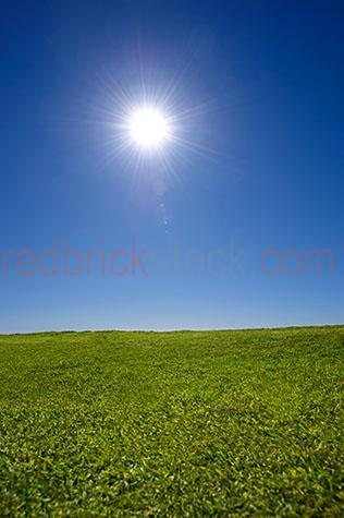 blue sky;blue skies;clear sky;clear skies;green grass;grasses;grass;summer;spring;summer time;summertime;spring time;springtime;field;meadow;fields;meadows;background;backgrounds;sun;sunny;sunshine;season;seasons;environment;environmental;climate control;ffset;off-set;offsets;off-sets;carbon offset;carbon offsets;carbon off-set;carbon off-sets;greenhouse gas;greenhouse gases;hill;hills;landscape;landscapes;fresh;pasture;pastures;relax;relaxation;park;parks