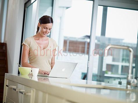 lifestyle;home;homes;at home;lady at home;woman at home;person at home;people at home;woman;women;lady;ladies;female;females;laptop;laptops;apple laptop;apple laptops;mac laptop;mac laptops;working;working from home;checking emails;email;emails;emailing;woman on her laptop;lady on her laptop;using laptop;using laptops;woman using a laptop;woman using a laptop at home;lady using laptop;lady using laptop at home;breakfast;breakfast time;brekky;morning;morning time;bowl;bowls;cereal bowl;cereal bowls;bowl of cereal;bowls of cereals;kitchen;kitchens;domestic kitchen;domestic kitchens;kitchen bench;kitchen benches;30-35 years;30 to 35 years;30-35 yrs;30 to 35 yrs;mid 30s;mid 30's;mid thirties;35-40 years;35 to 40 years;35-40 yrs;35 to 40 yrs;mature adult;35-40 years;35 to 40 years;35-40 yrs;35 to 40 yrs;mature adult;mid 30s;mid 30's;mid thirties