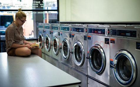 laundrette;laundrettes;laundry;laundromat;laundro-mat;laundrymat;laundry-mat;laundro-mats;laundrys;laundry's;coin laundry's;washing;washing machine;washing machines;coin laundry;coin laundry's;coin laundrys;coin laundry's;coin operated laundry;coin operated laundrys;coin operated;laundry's;coin-operated laundry's;coin-operated laundrys;coin-operated laundry's;public laundry;public laundrys;public laundry's;public laundrymat;public laundrett;public laundrettes;coin operated laundrette;coin operated laundrettes;coin-perated laundrette;coin-operated laundrettes;stainless-steel washing machine;stainless-steel washing machines;stainless steel washing machine;stainless steel washing machines;services;public services;cleanli-ness;cleanliness;flatting;student accomodation;backpacking;backpackers;student;girl;young woman;18-25yrs;reading;book;waiting;out of focus;selective focus;backlight;backlit;backlighting;copy space;copyspace;text space;text space