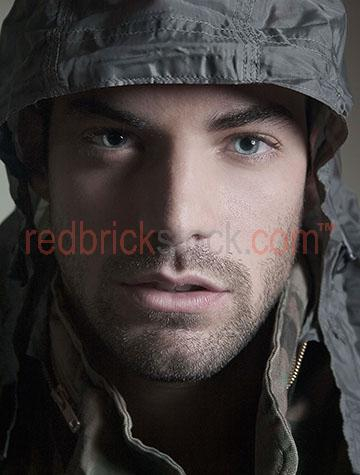 military;army;armed forces;man;men;guy;camo;uniform;solider;face;faces;camoflage;soldiers;fatigues;close-up;close up;stubble