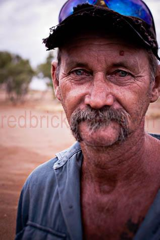 portriat;portraits;miner;miners;mining;mine worker;worker;workers;labourer;labourers;labourer's;hard labour;labor;laborer;laborers;laborer's;close-up;close up;mining;engineer;engineers;engineering;australia;australian;industry;industrial;eyes;bloodshot eyes;hardy;tough;cap;hat;outback;moustache;45-50 years;45 to 50 years;45-50 yrs;45 to 50 yrs;middle aged;mature adult;mid 40s;mid 40's;mid forties;50-55 years;50 to 55 years;50-55 yrs;50 to 55 yrs;mature adult;middle aged;mid;50s;mid 50's;mid fifties;55-60 years;55 to 60 years;55-60 yrs;55 to 60 yrs;mature adult;middle aged;20061101_AUST_0259