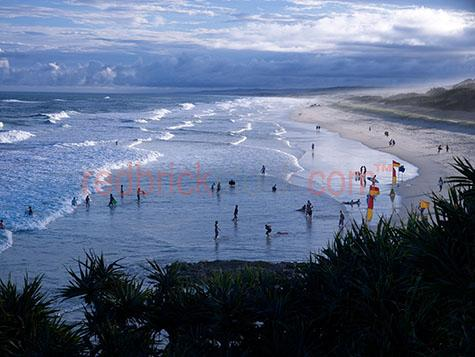 point lookout north nth stradbroke island straddie beach beaches