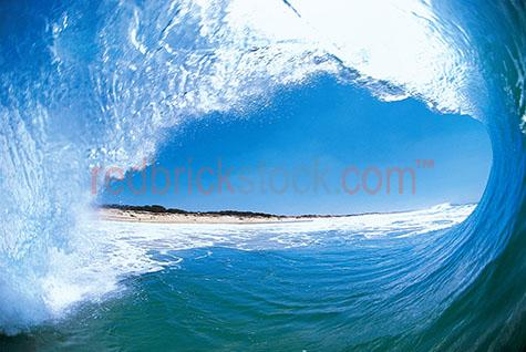 inside;wave;waves;curl;blue;water;ocean;sea;beach;beaches;stradbroke island;summer;coast;coastal