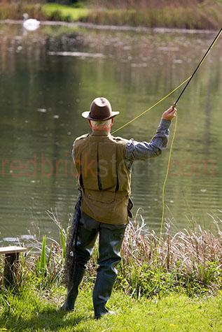 fly fishing;fish;fishes;sport;sports;recreation;lure;tackle;angling;trout;flies;fishing rod;fishing rods;lures;fresh water;artificial;freshwater;man;men;male;one person;one man;retired;retirement;retired man;50-55years;55-60years;50-55yrs;55-60yrs;catch;catches;caught;fish;fishes;hobby;hobbies;country;countryside;countrysides;country side;country sides;river;rivers;stream;streams;riverbank;riverbanks;river bank;river banks;fisherman;fishermen;fisher man;fisher men;catching;cast;casting