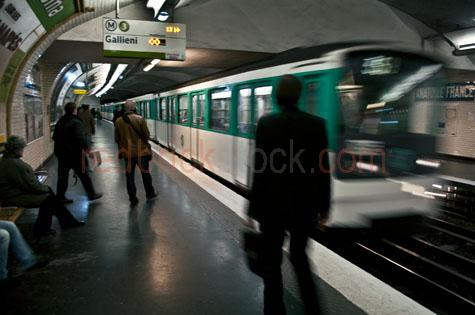 train;trains;subway;platform;underground;underground station;metro;paris metro;public transport;transport;transportation;travel;travelling;traveling;train at station;track;tracks;rail;railway;railways;underground rail;underground railway;tunnel;tunnels;train tunnel;people;commuting;commuters;commuter;passenger;passengers;travellers;boarding train;metropolitan;city;cities;train station;train stations;silhouette;silhouettes;silhouetted;passengers waiting for train;railway station;railway stations;infrastructure;france;french;paris;movement blur;movement;blur;speed;speeding;interior;