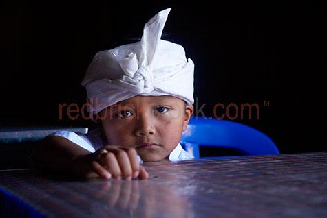balinese boy bali indonesia traditional ceremony dress dressed e
