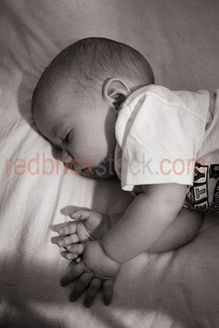 young boy boys baby asleep bed child children kid kids family yo
