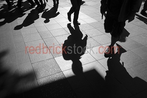 city;cities;pedestrians;pedestrian;traffic;city street;city streets;street;streets;busy street;busy streets;walk;walking;walks;crossing;pedestrian crossing;pedestrian crossings;road;roads;intersection;intersections;footpath;footpaths;path;paths;black and white;silhouette;shadow;shadows;busy;cbd;central business district;metro;metropolitan;walking across road;pedestrians walking across road;people going to work;walking across street;people walking across street;people walking across road;movement;people;person;hussle;hustle;hustle and bustle;hussle and bustle;bustle;frantic;population;populated;shoe;shoes;footwear;foot wear;jeans;pants;trousers;rush hour;rush;rushes;rushing;foot;feet;shadow;shadows;copyspace;copy;bussiness;bussiness people;and;&;+