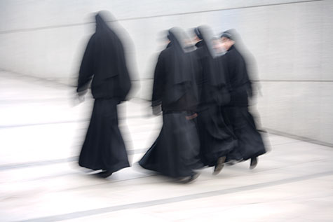 nun;nuns;sister;sisters;religion;religions;religious;catholic religion;catholic religions;catholic;catholic nun;catholic nuns;convent;convents;nun convent;nun convents;gown;gowns;nun gown;nun gowns;head dress;head dresses;headdress;headdresses;nun head dress;nun head dresses;nun headdress;nun headdresses;uniform;uniforms;nun uniform;nun uniforms;walk;walks;walking;move;moves;moving;movement;out of focus;blur;blurs;blurring;blurry;krakow;poland;close-up;close-ups;close up;close ups;closeup;closeups;close-up view;close-up views;closeup view;closeup views;close-up views;close-up views;close up views;closeup views;copyspace;copy space;textspace;text space
