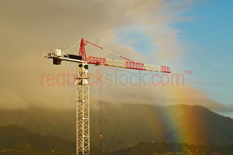 crane; cranes; tower crane; tower cranes; construction; construction site; construction sites; construct; constructs; constructing; building site; building sites; build; builds; building;  industrial site; industrial sites; industrial; industry; industries; development site; development sites; development; developments; developing; developer; developers; work site; work sites; engineer; engineers; engineering; construction industry; building industry; crane cabin; crane cabins; tower crane cabin; tower crane cabins; construction crane; construction cranes; balance crane; balance cranes; jib; jibs; crane jib; crane jibs; counter jib; counter jibs; counter-jib; counter-jibs; crane counter jib; crane counter jibs; crane counter-jib; crane counter-jibs; rainbow; rainbows; colourful; colorful; colours of the rainbow; colors of the rainbow; heavy machinery; machinery; industrial machinery; infrastructure; infrastructures; australia; australian; aus; day; daytime; day time; during the day; in the daytime; in the day time; daylight; day light; storm cloud; storm clouds; grey storm cloud; grey storm clouds; gray storm cloud; gray storm clouds; grey cloud; grey clouds; gray cloud; gray clouds; fluffy cloud; fluffy clouds; grey fluffy cloud; grey fluffy clouds; gray fluffy cloud; gray fluffy clouds; fluffy grey cloud; fluffy grey clouds; fluffy gray cloud; fluffy gray clouds; storm; storms; stormy; storm sky; storm skies; stormy sky; stormy skies; storm cloudscape; storm cloudscapes; stormy cloudscape; stormy cloudscapes; storm weather; stormy weather; overcast; overcast sky; overcast skies; overcast weather; cumulonimbus cloud; cumulonimbus clouds; sunshower; sunshowers; sun shower; sun showers; mountain; mountains; mountainous; mountain range; mountain ranges; copyspace; copy space; textspace; text space; close-up; close-ups; close up; close ups; closeup; closeups; close-up view; close-up views; closeup view; closeup views; close-up views; close-up views; close up views; clo