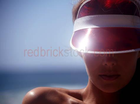 woman;young woman;portrait;looking at camera;cap;hat;sun hat;sun protection;lifestyle;close-up;close up;sun burn;sun burnt;sun damage;skin;suntan;sun tan;sun tanned;tanned;sunburn;sun burn;sun burnt;textpace;text space;copyspace;copy space;seaside;ocean;water;beach;coat;coastal;25-30 years;25 to 30 years;25-30 yrs;25 to 30 yrs;mid 20s;mid 20Õs;mid twenties;30-35 years;30 to 35 years;30-35 yrs;30 to 35 yrs;mid 30s;mid 30Õs;mid thirties