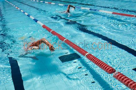 swimming;swimmers;pool;lane;lanes;freestyle;race;