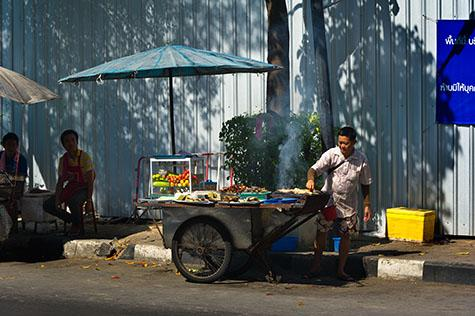 thailand;bangkok;asia;asian;food stall;food stalls;food market stall;food market stalls;food cart;food carts;cook;cooks;cooking;men;man;guy;guys;people;person;thai man;thai men;local;locals;thai local;thai locals;street;streets;street scene;street scenes;streetscape;streetscapes;thai street;thai streets;thai street scene;thai street scenes;thai streetscape;thai streetscapes;native;natives;35-40 years;35 to 40 years;35-40 yrs;35 to 40 yrs;mature adult;mid 30s;mid 30's;mid thirties;market;markets;market stall;market stalls;umbrella;umbrellas;selling food;travel;travels;travelling;traveling;overseas;over seas;overseas travel;over seas travel;